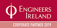 Engineers Ireland Corporate Partner 2019 logo