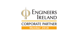 Engineers Ireland Corporate Partner 2018 logo